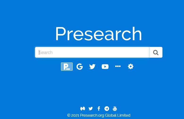 معرفی توکن آینده دار پری سرچ Presearch